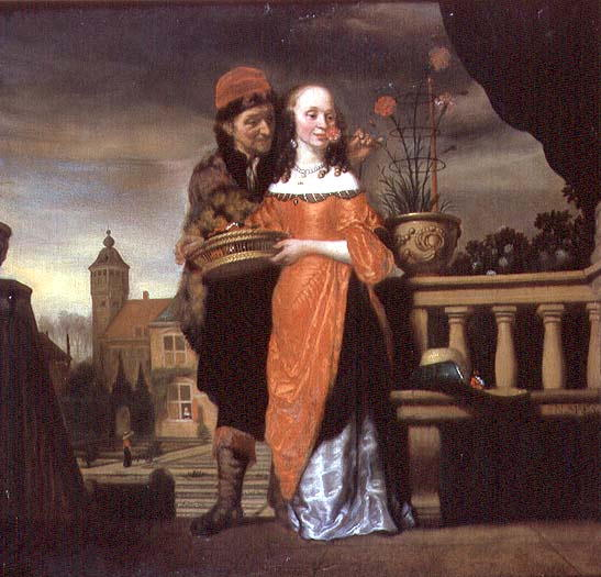 An-Allegory-of-the-Sense-of-Smell-xx-Nicolaes-Maes